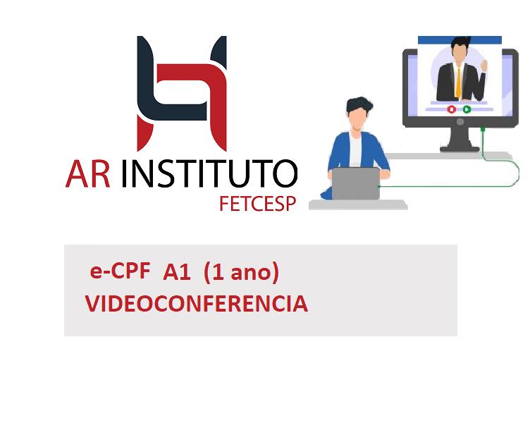VIDEOCONFERENCIA - ECPF A1