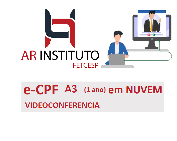 VIDEOCONFERENCIA - ECPF A3 (1ANO) EM NUVEM